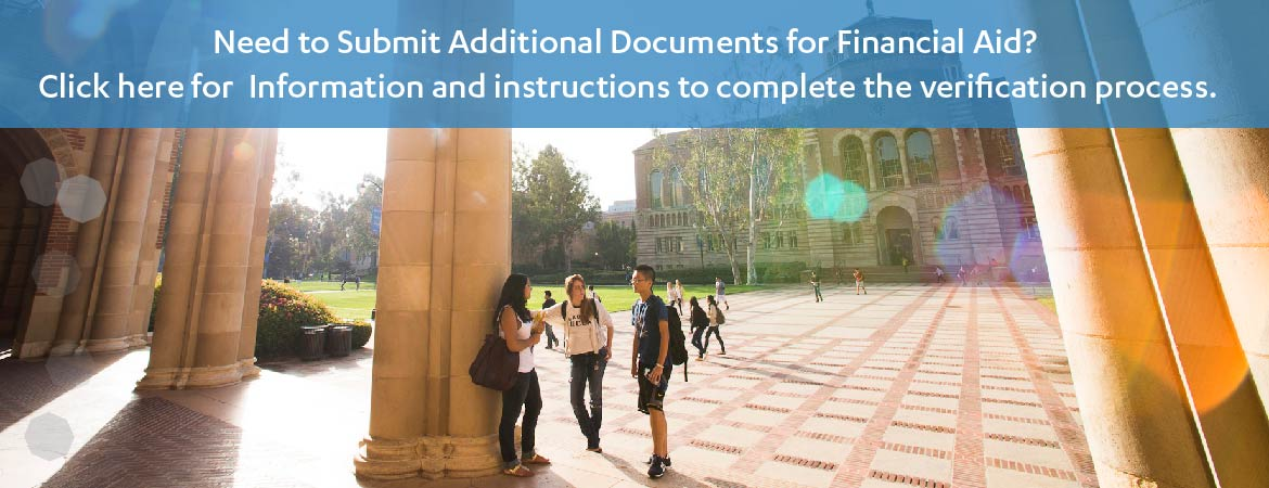 Financial Aid Verification